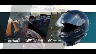 Download Der große Rennspielvergleich: Gran Turismo Sport gegen Forza 7 und Project CARS 2 Video