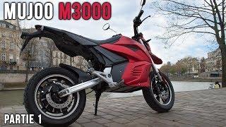 Download #TEST 6 : MUJOO M3000 - la Moto électrique pas cher !!! - (Partie 1/2) Video
