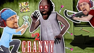 Download GRANNY, MARRY ME? SHOOTING GRANNY TURNS HER GHOST! 5 Days Ending! (FGTEEV Barely Escapes House #2) Video
