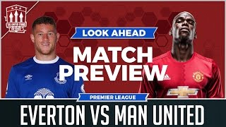 Download Everton vs Manchester United | MOURINHO'S TOP 4 CHALLENGE Video