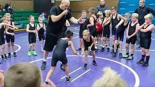 Download WRESTLING BIGGER KIDS!! Video