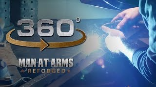 Download Finishing Genji's Sword in 360° (3/4) – Overwatch – MAN AT ARMS: REFORGED Video