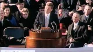 Download President John F. Kennedy's Inaugural Address Video
