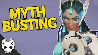 Download Overwatch Mythbusters - Symmetra - Photon Barrier and Shield Generator Video