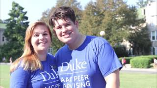 Download 30 Days To Duke: Welcome to the Academic Advising Center (Day 20) Video