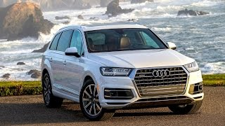 Download 2017 Audi Q7 3.0T Quattro FIRST DRIVE REVIEW (2 of 3) Video