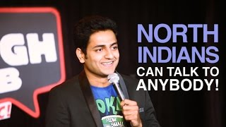 Download NORTH INDIANS CAN TALK TO ANYBODY - STAND UP COMEDY : Kenny Sebastian Video
