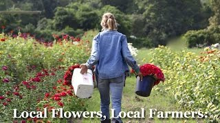 Download Local Flowers, Local Farmers: A Growing Movement Video