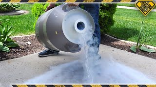 Download Where Do You Get Liquid Nitrogen? Video