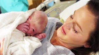Download Lincoln's Birth Vlog Video