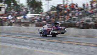 Download GOT BOOST? Insane Blown Chevy ll (original footage) Video