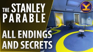 Download The Stanley Parable - All Endings and Secrets - Gameplay Video