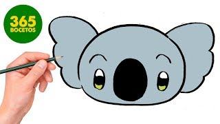 Download COMO DIBUJAR KOALA KAWAII PASO A PASO - Dibujos kawaii faciles - How to draw a Koala Video