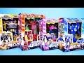 Download 미니특공대 볼트봇 새미봇 맥스봇 루시봇 장난감 MiniForce 4 robot CarBot toys Video