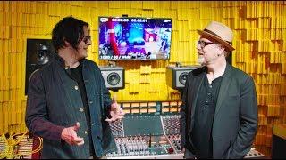 Download Adam Savage Visits Third Man Records! Video