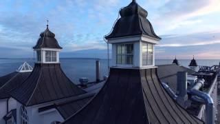 Download Drone flight near Sellin. Rügen Island. Germany Video