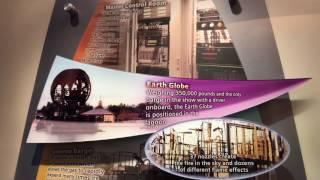 Download Siemens Base 21 Corporate Lounge at Spaceship Earth, Epcot - Walt Disney World Video