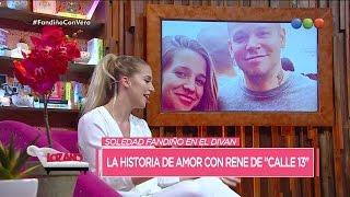 Download ¿Cómo se conocieron Soledad Fandiño y René? - Cortá Por Lozano Video