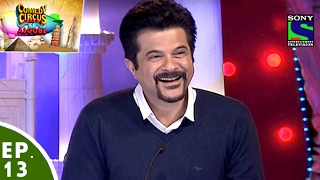 Download Comedy Circus Ke Ajoobe - Ep 13 - Anil Kapoor as Special Guest Video