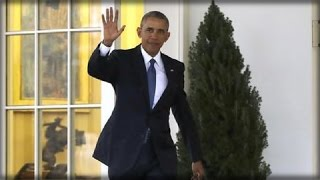 Download NO CLASS! OBAMA DUMPS SICK TWEET JUST BEFORE TRUMP TAKES OFFICE AND AMERICA WAS PISSED Video