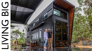 Download This Ultra Modern Tiny House Will Blow Your Mind Video
