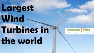 Download World's Largest Wind Turbines (Top 5) Video