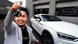 Download Yianni Surprises Mark with New Car Video