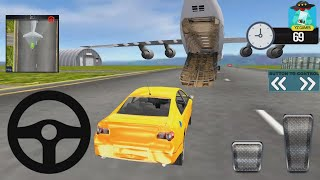 Download Modern Car Transporter Plane - Android GamePlay FHD Video