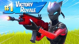 Download *NEW* Fortnite Sword Gameplay! // Pro Fortnite Player // 1700+ Wins (Fortnite Live Gameplay) Video