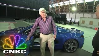 Download Jay Leno's Garage: Jay Leno Has The First Look At The 2020 Chevrolet Corvette Stingray   CNBC Prime Video