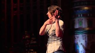Download I'm off-grid and I'm not crazy | Esther Emery | TEDxBoise Video
