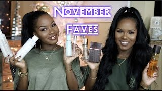 Download November Favorites 2016! Video