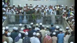 Download Ja Konike Samney - Mujahid Bulbul (Urdu Hamd Written By Allama Saheb Qiblah Fultali (RA) Video