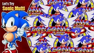 Download Let's Try Sonic Multi Video