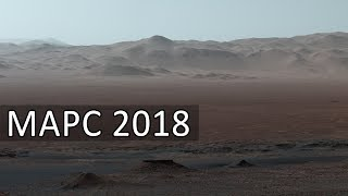 Download Марс 2018. Рассвет на Марсе, Панорамы Марса, скалы Марса вблизи.Снимки NASA. Video