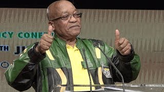 Download Zuma: ANC has solution to factionalism Video