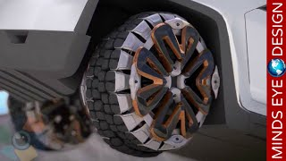 Download 5 INCREDIBLE TIRE DESIGN INNOVATIONS & THE EVOLUTION OF TIRES #2 Video