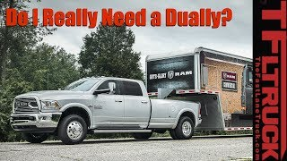 Download Can I Tow Heavy Loads Without A Dually? Ask Mr.Truck Video