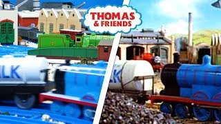 Download Edward Helps Out | Edward Gets Shunting | Thomas and Friends Clip Remake Video