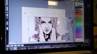 Download Tracing photos with your Silhouette Video