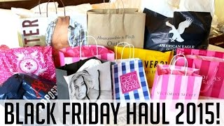 Download BLACK FRIDAY HAUL 2015! Brandy Melville, Topshop, VS & more! Video
