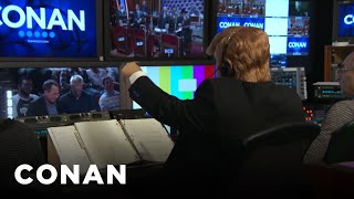 Download Donald Trump Guest-Directs CONAN - CONAN on TBS Video