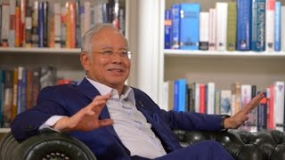 Download Exclusive Interview: Najib on China, Trump and GE14 Video