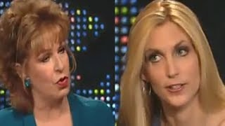 Download Boom! Ann Coulter WIPES THE FLOOR With Joy Behar in Heated Debate! Video