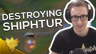 Download TSM Bjergsen - DESTROYING SHIPHTUR WITH ZOE! - League of Legends Stream Highlights Video