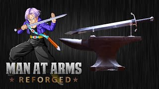 Download Trunks' Sword – Dragon Ball Z – MAN AT ARMS: REFORGED Video