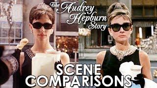 Download The Audrey Hepburn Story (2000) - scene comparisons Video