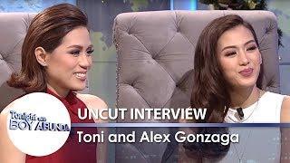 Download TWBA Uncut Interview: Toni & Alex Gonzaga Video