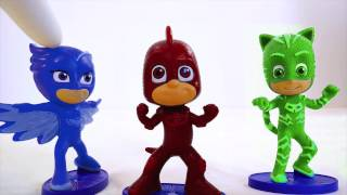 Download Disney Junior PJ Masks Color Mix-Up Game For Kids Children Toddlers Video