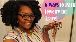 Download 6 Ways to Pack Jewelry for Travel Video